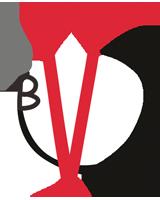 Logo: Berliner Behindertenverband  - Für Selbstbestimmung und Würde e.V.