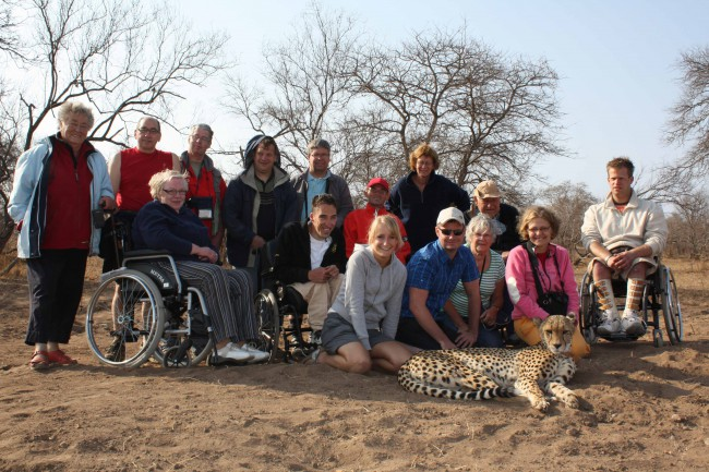 Thea's foto's 12 savannah group Kopie